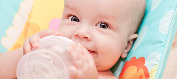 proteger a los bebés de la deshidratación