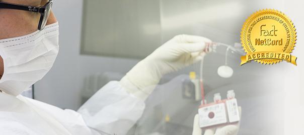 Nuestro banco renueva la acreditación Fact NetCord, la más importante de los bancos de células madre de cordón