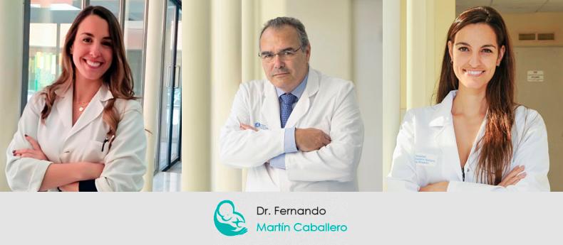 Entrevista al equipo del Dr.Martín Caballero