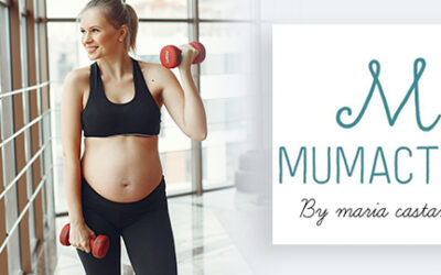 La gran importancia del ejercicio en el embarazo – Entrevista a María Castañera (MumActive)