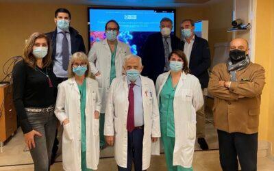 Sesión informativa Equipo Unidad de la Mujer: avances con células del cordón en enfermedades respiratorias y enfermos críticos de COVID